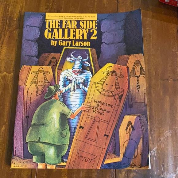 The Far Side Gallery 2  Gary Larson Comic book